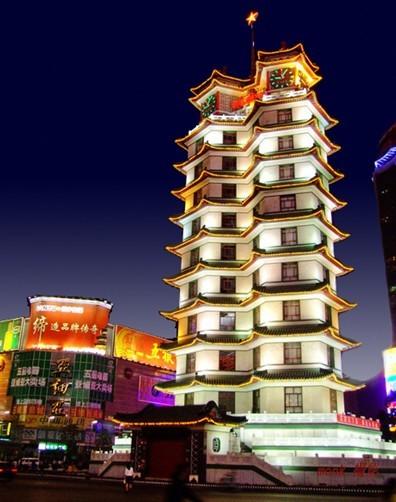 郑州二七塔-网上文明中华郑州篇图片