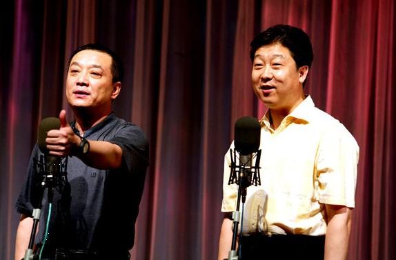 相声演员王平的老婆_组图:著名相声演员王平因突发心脏病去世