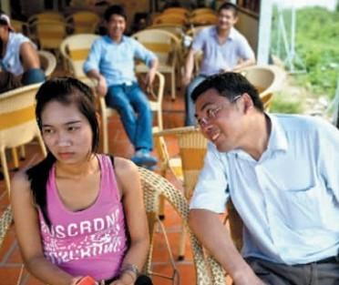 越南买妻不满意可随时转让