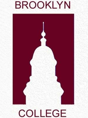 美国纽约市立大学布鲁克林学院的校徽。台湾东森电视台网站