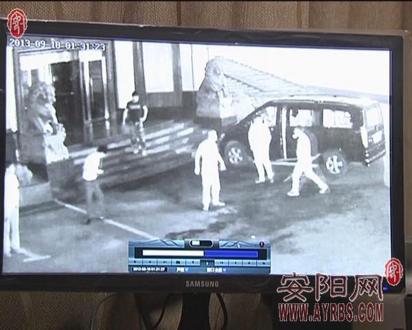 河南安阳袭警_安阳发生一起恶性袭警事件 2民警2辅警受伤--河南新闻