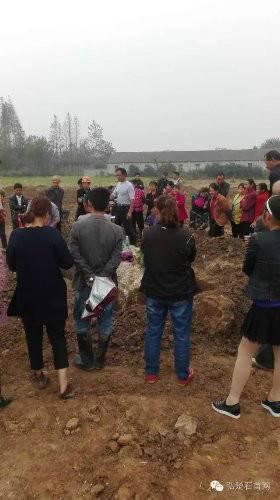 湖北高陵明古墓现500年女尸 头发眉毛清晰可见