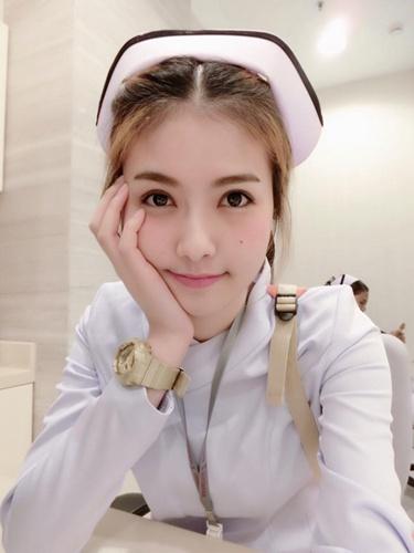 所有医院护士系列番�_泰国医院三名护士颜值上天,被国外网友转发上亿次 求看病!