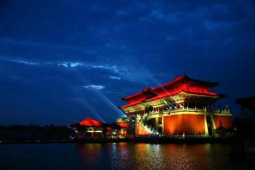 """7月8日起夜游清明上河园 每晚都是""""上元狂欢夜"""""""