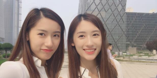 好漂亮!清纯双胞胎姐妹花同上哈佛同入职央视 - 周公乐 - xinhua8848 的博客