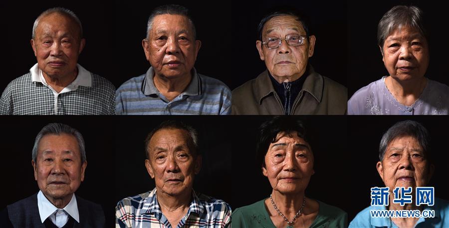 (社会)(1)南京大屠杀80周年祭——幸存者群像实录