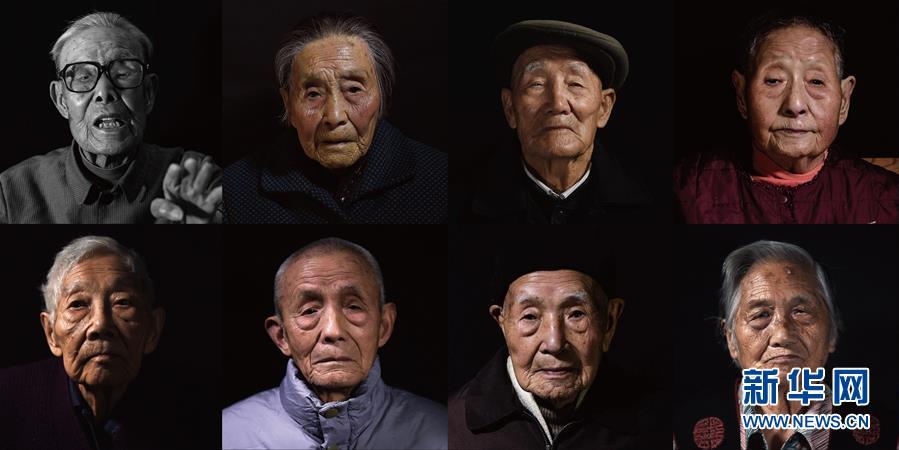 (社会)(3)南京大屠杀80周年祭——幸存者群像实录