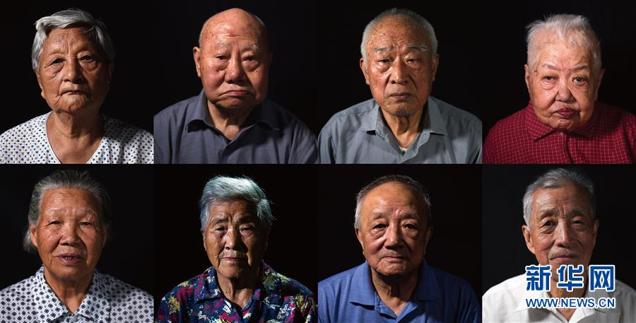 (社会)(10)南京大屠杀80周年祭——幸存者群像实录