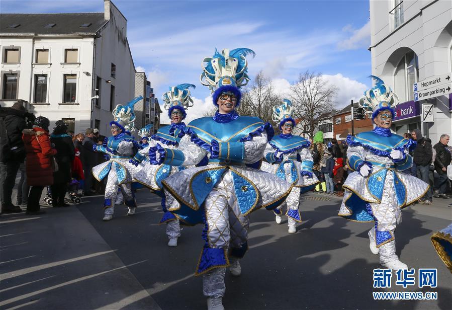 (国际)(11)阿尔斯特狂欢节盛大游行