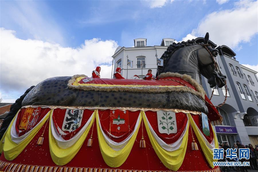 (国际)(12)阿尔斯特狂欢节盛大游行