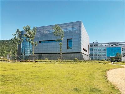 武汉P4实验室。