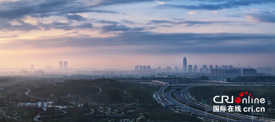 【焦点图】【移动图片】【豫见国际】郑州地标合集 见证一座城市的崛起!