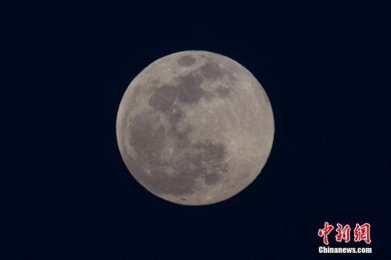 """""""超级月亮""""巧遇春分,想知道最佳赏月时机?"""