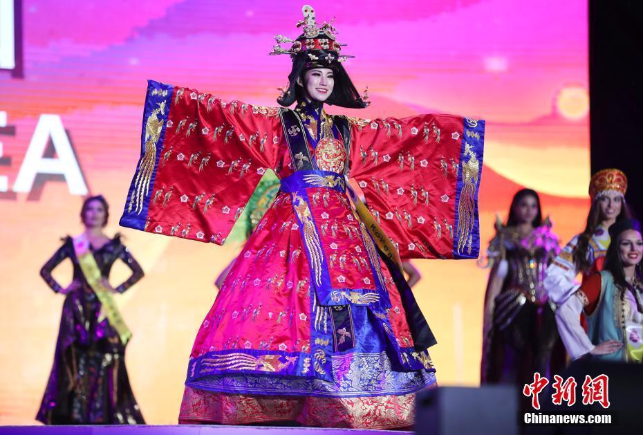2019世界旅游小姐全球总决赛圆满落幕