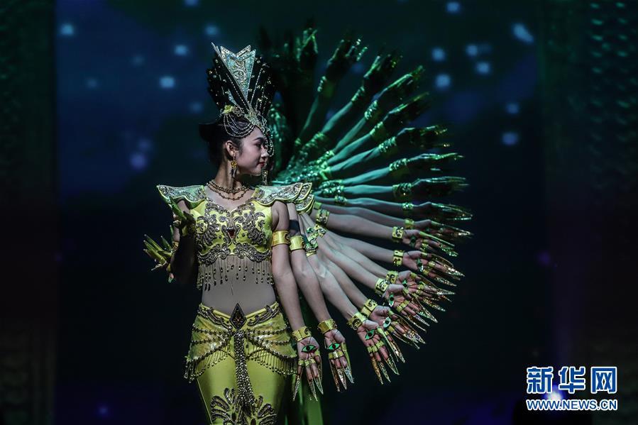 (国际)(3)中国残疾人艺术团献艺圣保罗
