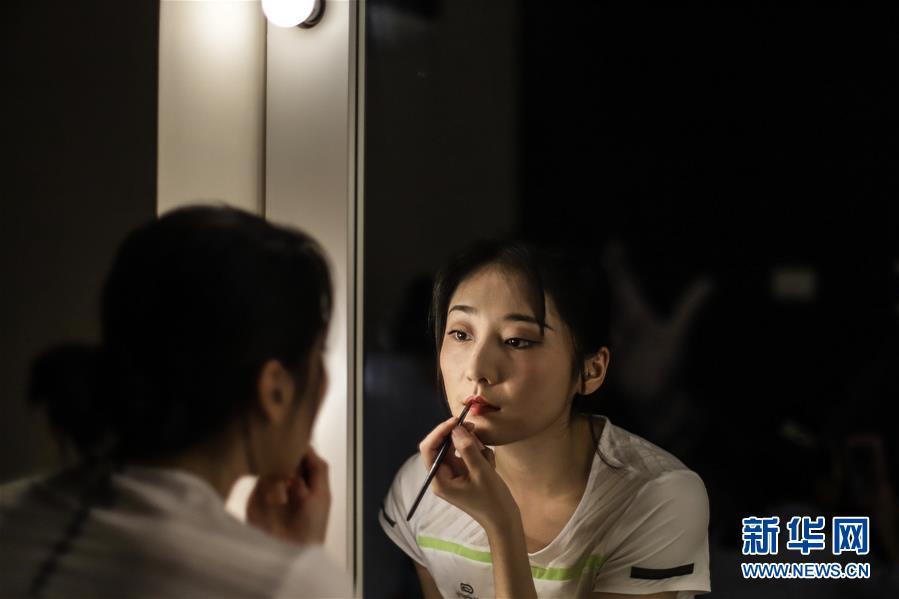 (国际)(6)中国残疾人艺术团献艺圣保罗