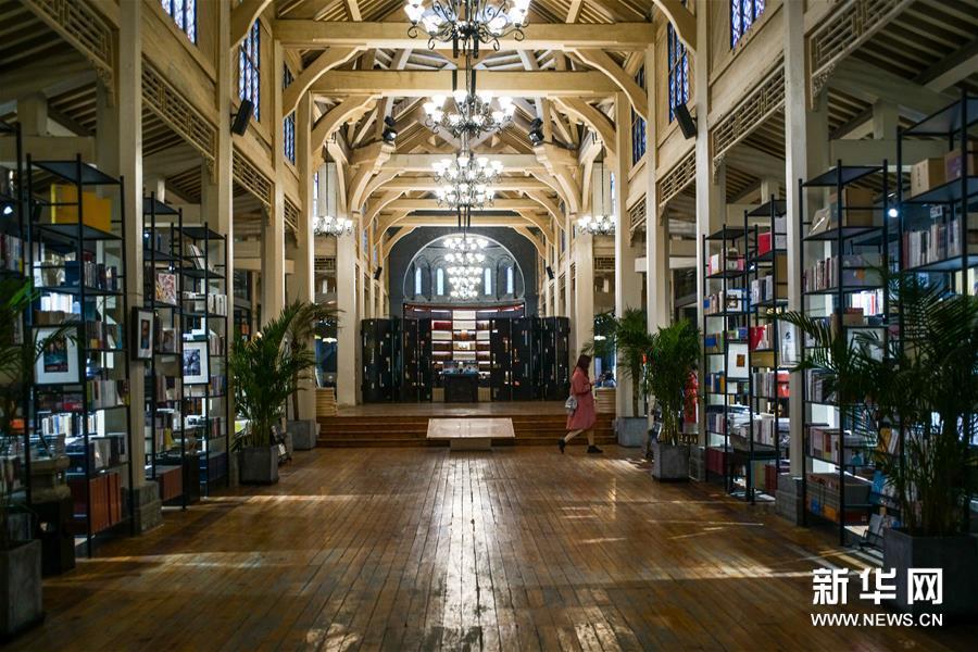 (社会)(3)探访北京特色实体书店——皇城根儿书店之旅
