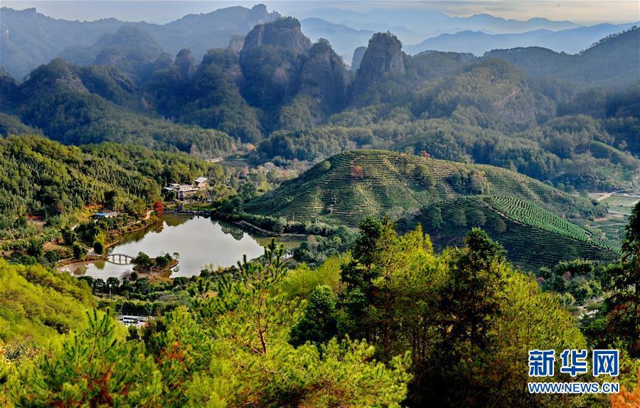 (环境)(8)福建武夷山:世界遗产 绿水青山