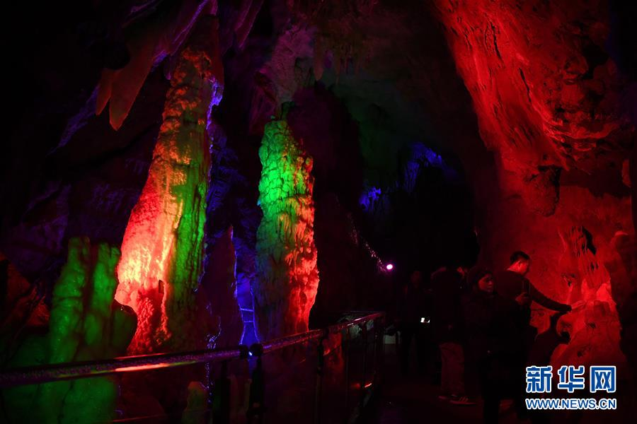 (美丽中国)(5)千姿百态的天津蓟州溶洞