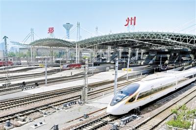 十一假期郑州局增开临客列车27对,预计发送旅客491万人次