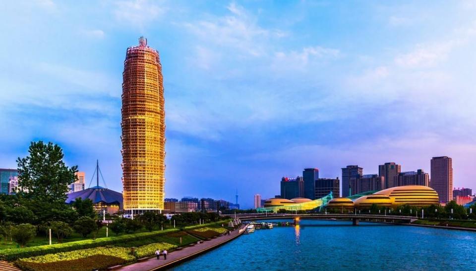 郑州 gdp_惊人 港区速度 怎样炼成 看郑州检察机关新探索