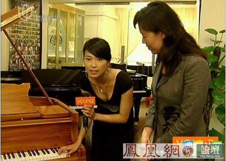 经常性走光_上海女主播录节目被指经常性走光 露双乳露内衣/组图