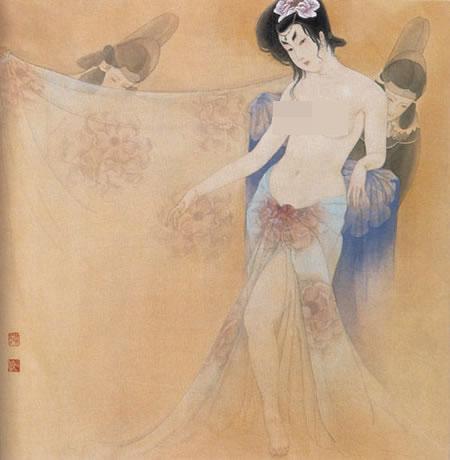 坚贞不屈 历史上不惧裸刑的六位美女